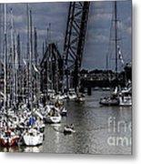 Boat Week 3 Metal Print