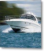 Boating 01 Metal Print