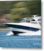 Boating 02 Metal Print