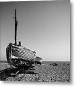 Boats. Metal Print