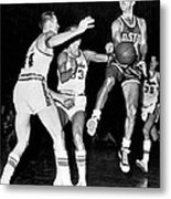 aa861f970 Bob Cousy Passes Basketball Photograph by Underwood Archives