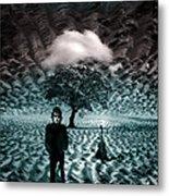 Bob Dylan A Hard Rain's A-gonna Fall Metal Print