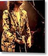 Bob Geldof Metal Print