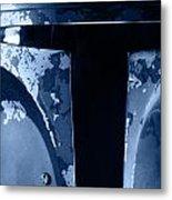 Boba Fett Helmet 104 Metal Print by Micah May