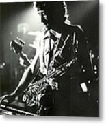Bobby Dupah Metal Print