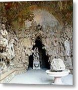 Boboli La Grotta Grande 3 Metal Print