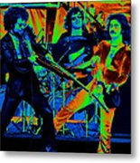 Boc #28 Crop 2 In Cosmicolors Metal Print
