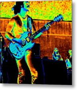 Boc #59 Enhanced In Cosmicolors Metal Print