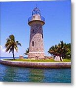 Boca Chita Lighthouse Metal Print