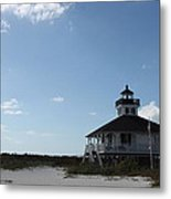 Boca Grande At Twiglight Metal Print