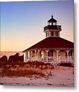 Boca Grande Lighthouse - Florida Metal Print