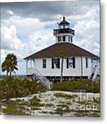 Boca Grande Lighthouse II Metal Print