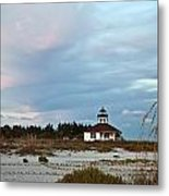 Boca Grande Lighthouse Metal Print