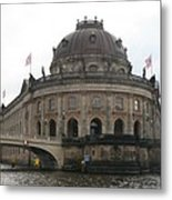 Bode Museum - Berlin - Germany Metal Print