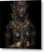 Bodhisattva Princess Metal Print by Daniel Hagerman