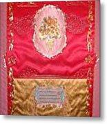 Bodhisattvas Flower At One Hundred Metal Print