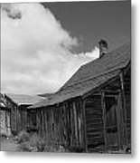Bodie Collapse Metal Print