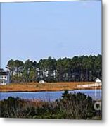 Bodie Island Lighthouse 2765 Metal Print