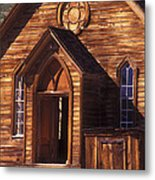 Bodie Methodist Church Metal Print