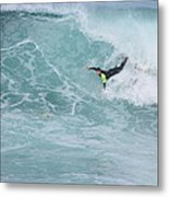 Body Surfer  Metal Print