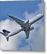 Boeing 737-800 Metal Print