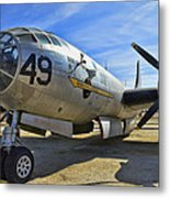 Boeing B-29a Superfortress Metal Print
