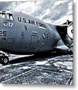 Boeing C-17 Airplane Metal Print