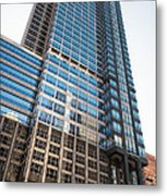 Boeing World Hq Chicago Metal Print