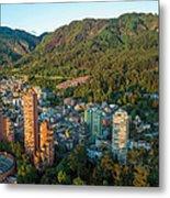Bogota Colombia Metal Print