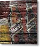 Bohemia Beer Metal Print