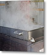 Boil Metal Print