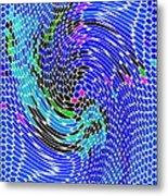 Bold And Colorful Phone Case Artwork Designs By Carole Spandau Cbs Art Angel Fish 112 Metal Print