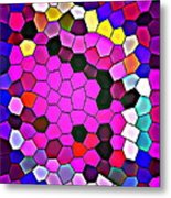 Bold And Colorful Phone Case Artwork Designs By Carole Spandau Cbs Art Exclusives 113 Metal Print