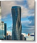 Bold Towers Metal Print