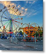 Bolton Fall Fair 4 Metal Print