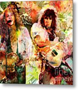 Bon Jovi Original  Metal Print