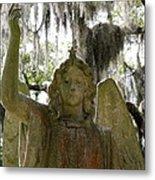 Bonaventure Angels Series - Glory Metal Print