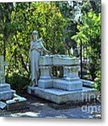 Bonaventure Cemetery 2 Metal Print