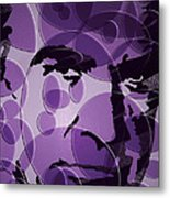 Bond Is Back Metal Print