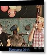 Bonerama 2013 Metal Print