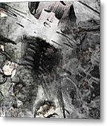 Bones 1 Metal Print