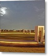 Bonfire Memorial Metal Print