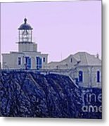 Bonita Lighthouse Metal Print
