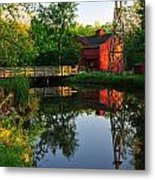 Bonneyville Mill Metal Print