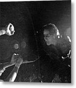 Bono 053 Metal Print by Timothy Bischoff