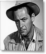 Boots Malone, William Holden, 1952 Metal Print