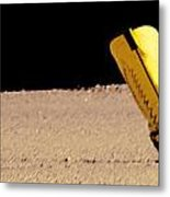 Boots On The Ground Metal Print