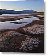 Borax Lake Metal Print