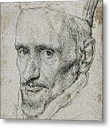 Borja Y Velasco, Gaspar De 1580-1645 Metal Print