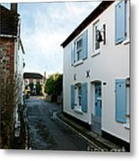 Bosham Hight Street West Sussex Metal Print